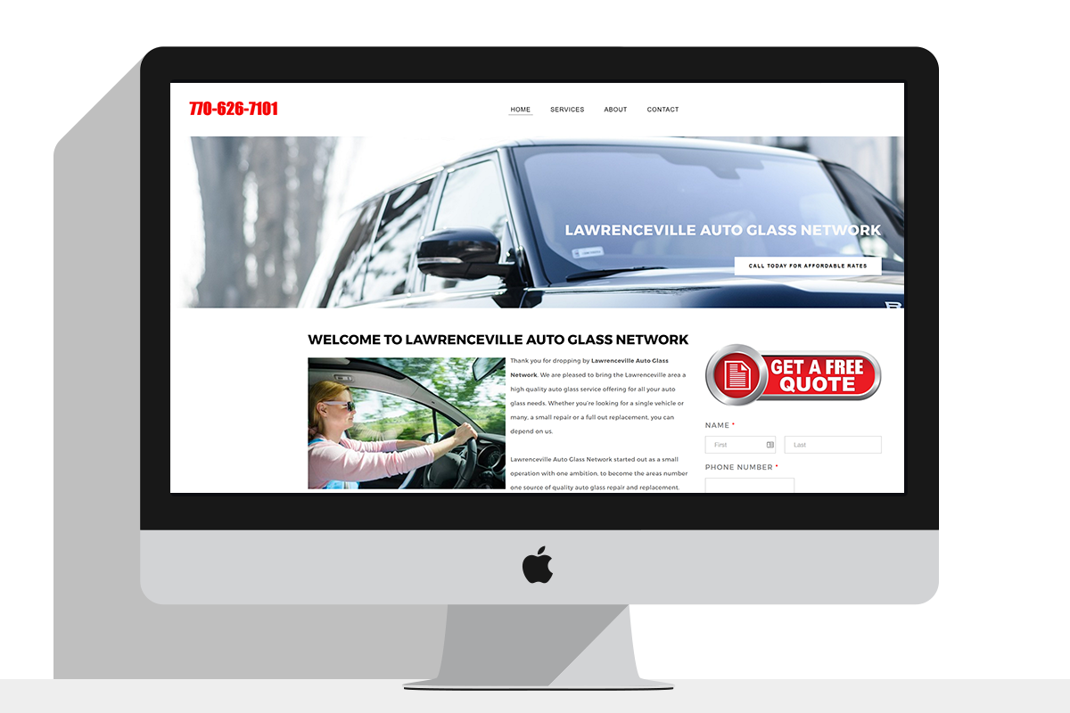 Lawrenceville Auto Glass Network
