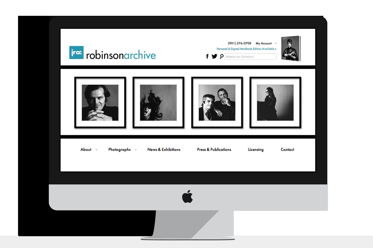 Robinson Archive