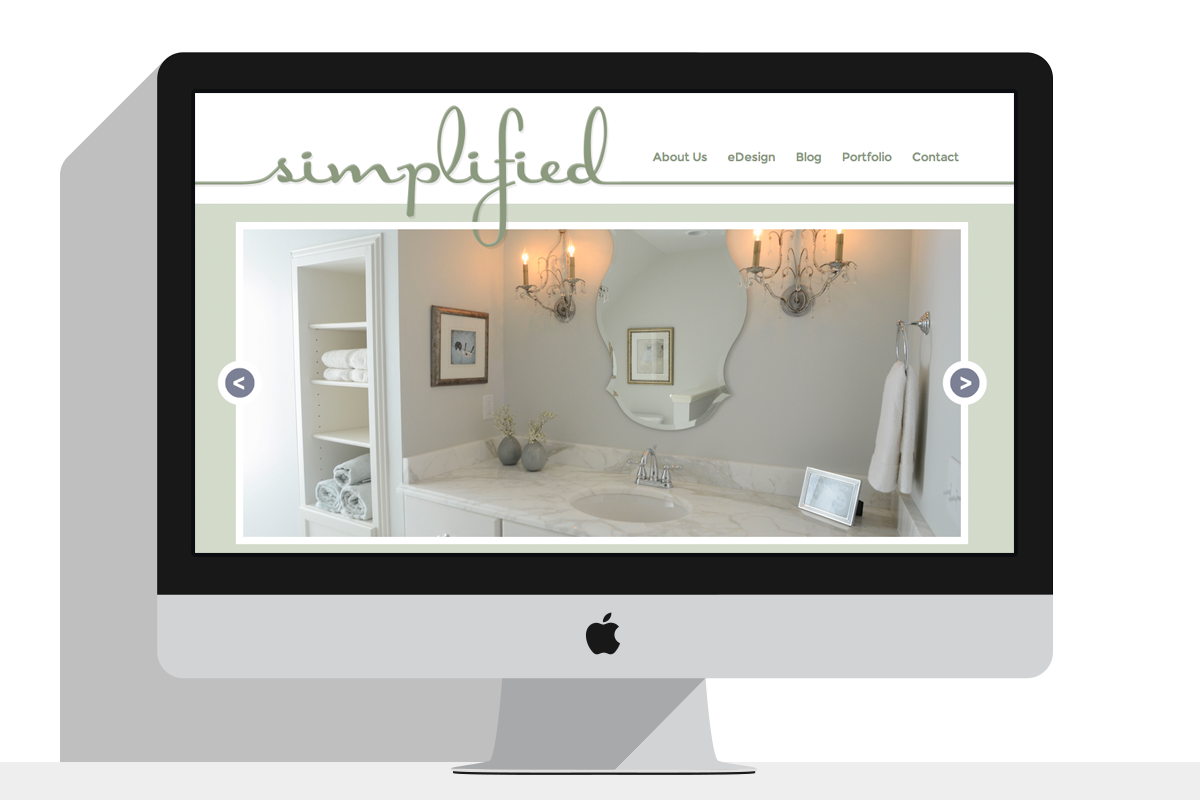 Simplified Interior Design