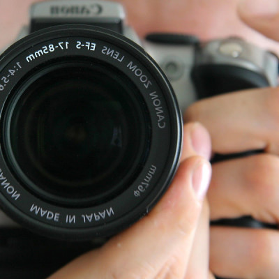 Types of Website Content: Photography